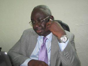 Bamba Sindou, Coordonnateur du Raidh (Photo crédit)